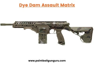 Dye Dam Assault Matrix