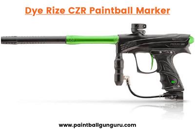 Dye Rize CZR Paintball Marker