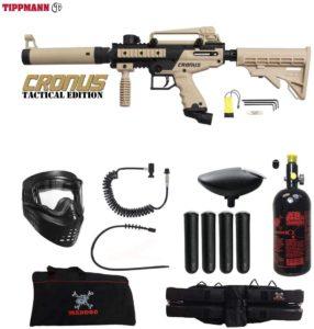 Maddog Tippmann Cronus Tactical Specialist HPA Paintball Gun