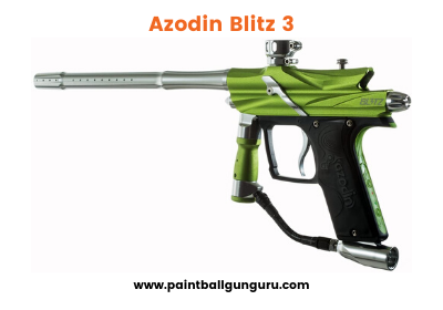 Best Paintball Gun - Azodin Blitz 3
