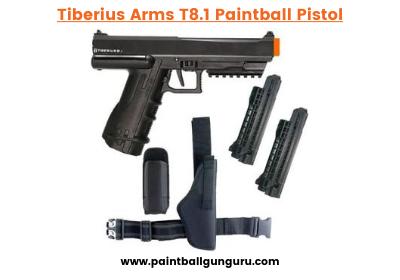 Tiberius Arms T8.1 Paintball Pistol