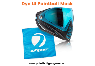 Dye I4 Paintball Mask - Best Paintball Masks