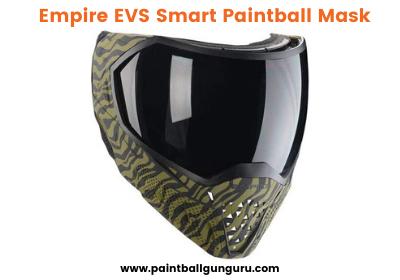 Empire EVS Smart Paintball Mask