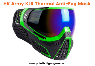 HK Army KLR Thermal Anti-Fog Mask