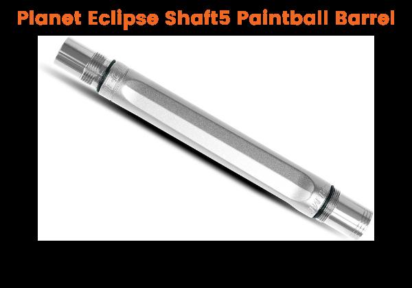Planet Eclipse Shaft5 Paintball Barrel