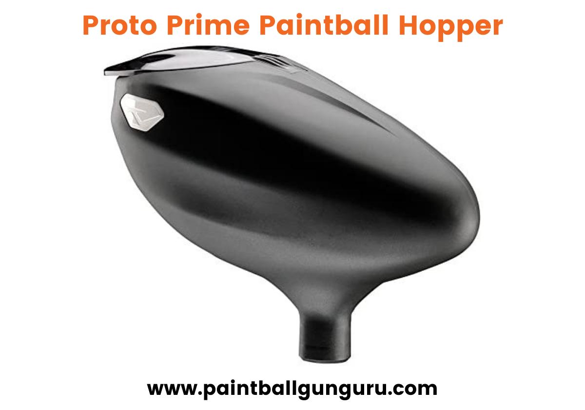 Proto Prime - Best Paintball Hopper