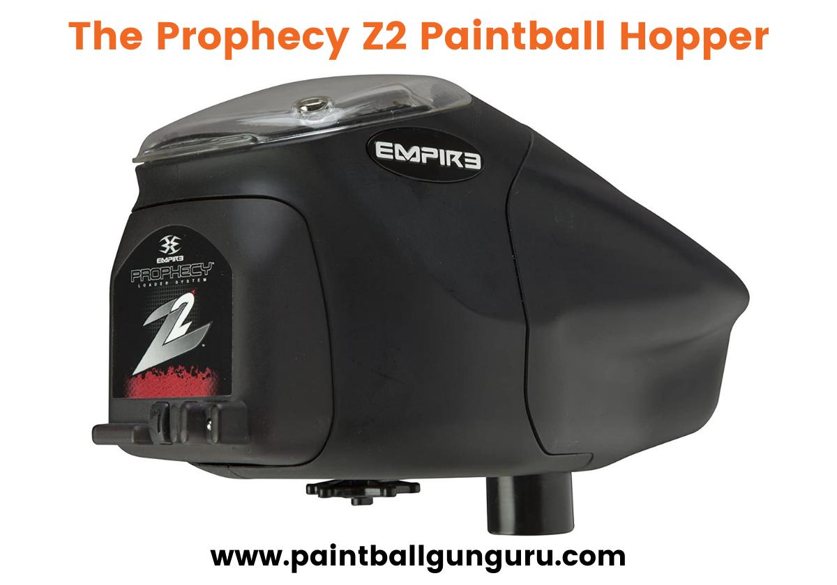 The Prophecy Z2 Hopper
