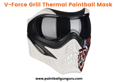 V-Force Grill Thermal Paintball Mask