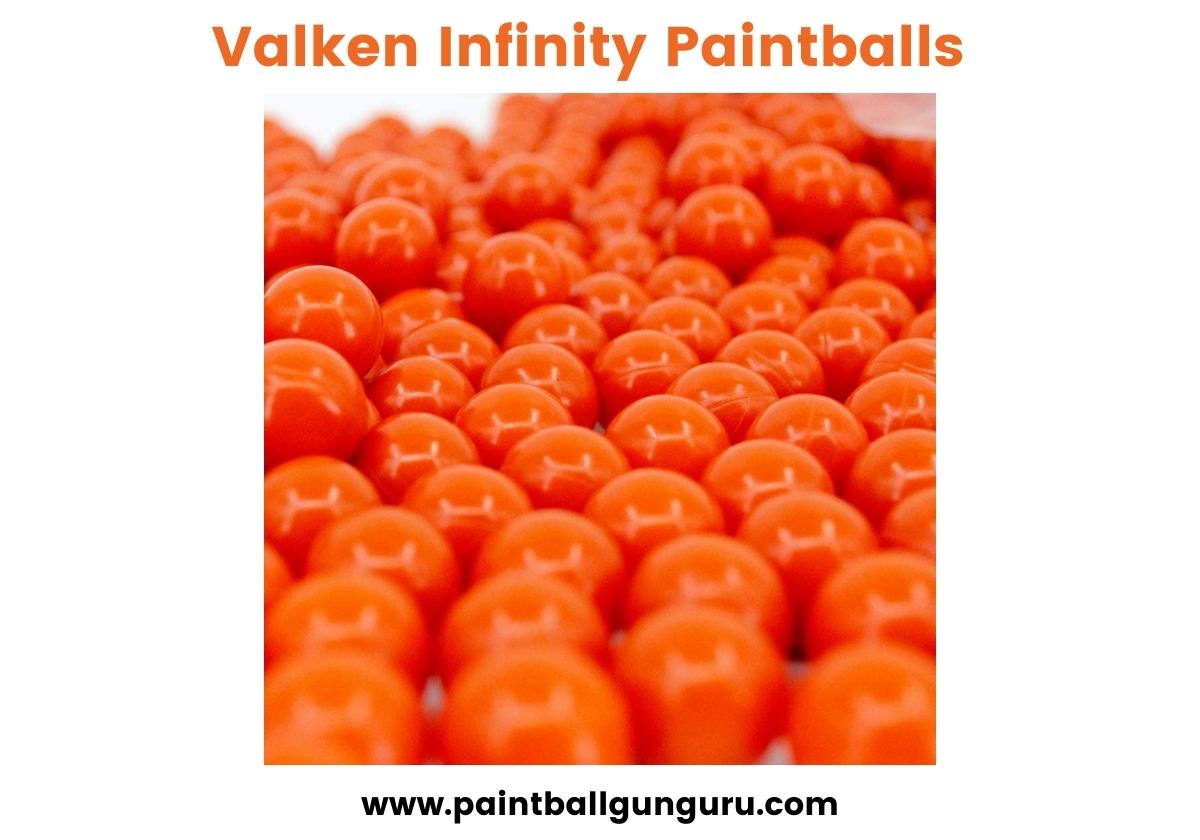 Valken Infinity Paintballs - Best paintballs