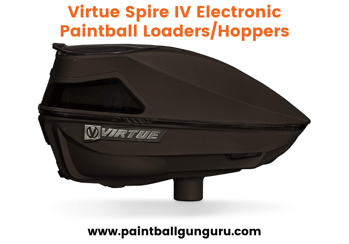 Virtue Spire IV Electronic paintball