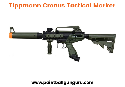 Tippmann Cronus Tactical Marker - Best Paintball Gun Under 150