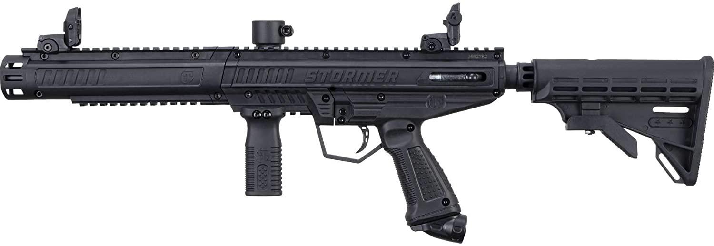 Tippmann Stormer Tactical .68 Caliber Paintball Marker Black - Best Paintball Gun Under 150