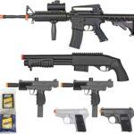 BBTac Airsoft Gun Package - best paintball gun under 100