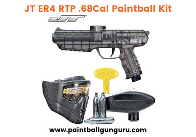 JT ER4 RTP .68Cal Paintbal