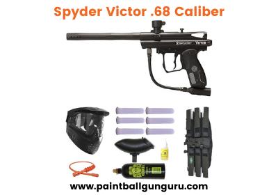 Spyder victor .68 caliber