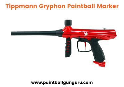 Tippmann Gryphon paintball Marker